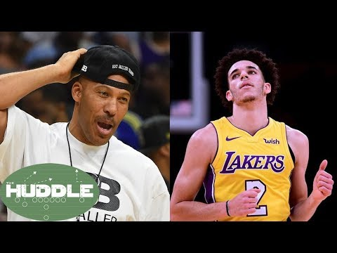 Download Youtube: Fumble Hits 1 MILLION! Did Lonzo Ball's Dad LaVar Set Him Up to FAIL? -The Huddle