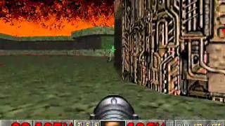 New Monsters in Doom: (E3M8: The Spider Demolisher
