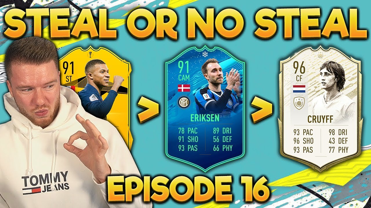FIFA 20: STEAL OR NO STEAL #16 thumbnail
