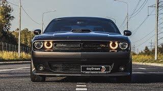 Dodge challenger r/t - эта машина еще злее, чем кажется..!  самые безумные 492 силы!