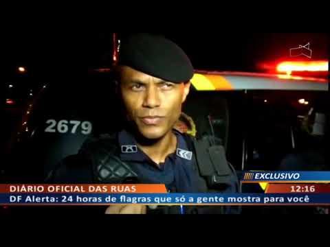 DFA - Polícia interrompe assalto a ônibus após receber recado