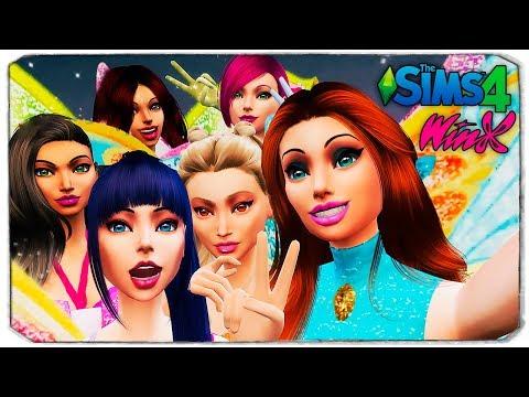 Создаем феечек Винкс в The Sims 4 😆 (Winx CAS)