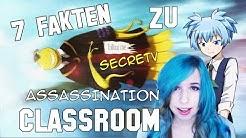 7 Fakten Assassination Classroom, die OK sind, wenn man die 2. Staffel NICHT kennt! [SecreTV]