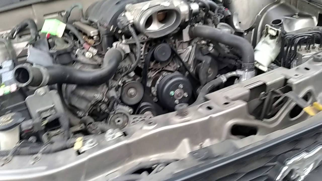 2005 Mustang Gt Engine Removal Walkthrough How To  2