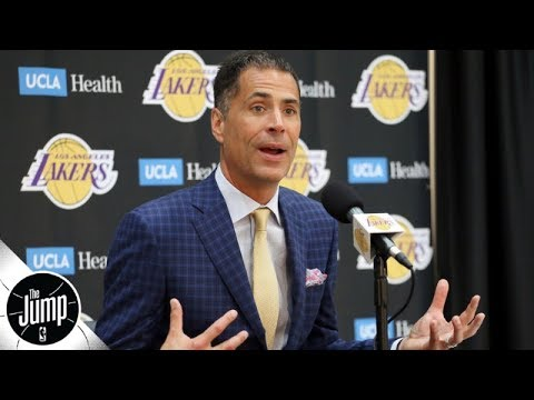 The Lakers scrambling for a third max slot is all so unnecessary - Ramona Shelburne | The Jump