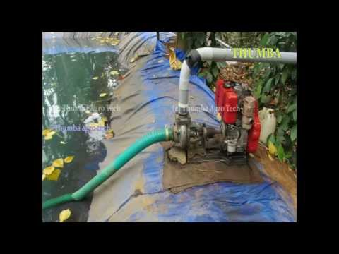 Diesel/Petrol/Kerosene Engine Operated Sprinkler Irrigation System, Thumba Agro Tech, Palani
