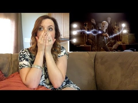 "Doctor Who 6x13 ""The Wedding of River Song"" Reaction"