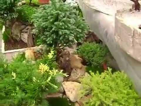 Fuentes de agua y minijardines youtube - Fuentes de agua para jardin ...