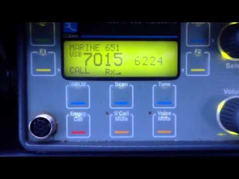 """6224 kHz, ZLM Taupo Maritime Radio & """"White Tango?"""""""