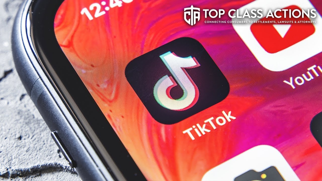 Musicalys Porno tiktok class action says kids' data collected without