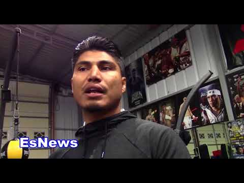 Breaking News Frank The Cook Leaving Mikey Garcia Camp Will He Join Oscar In Camp For Conor