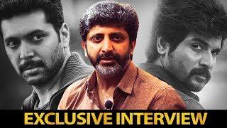 An Analysis of Thani Oruvan and Velaikkaran by Mohan Raja   Director Mohan Raja Interview