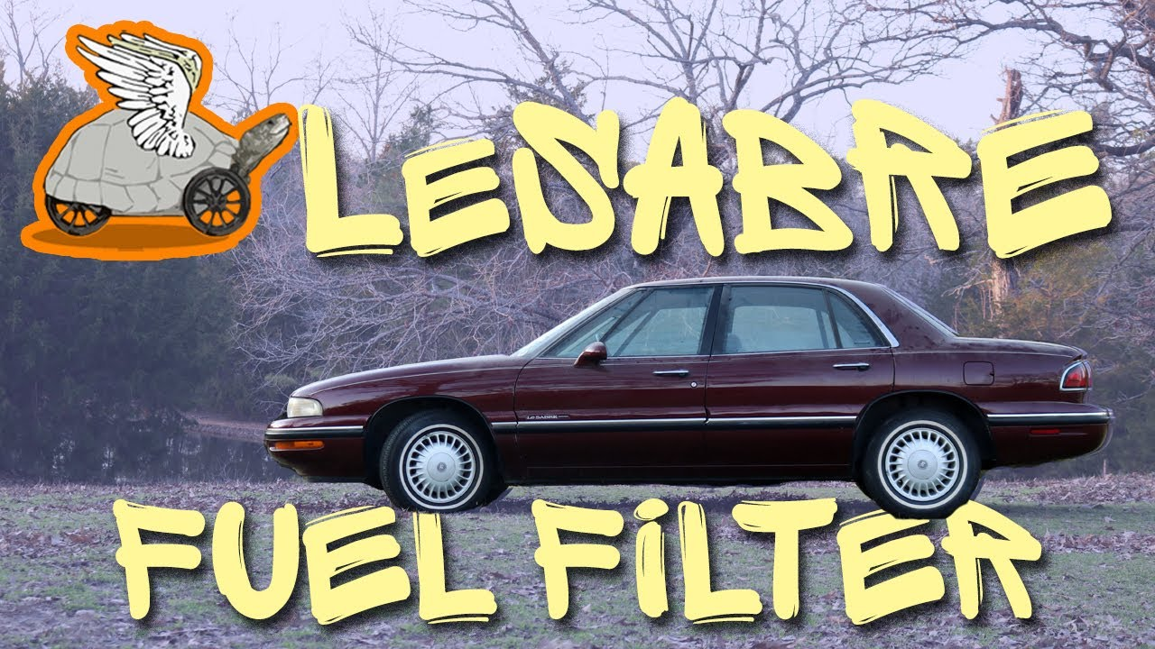 [DIAGRAM_38ZD]  How to Replace a Fuel Filter in a Buick Lesabre - YouTube | Buick Fuel Filter |  | YouTube