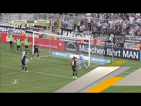 TSV 1860 München feiert emotionale Rückkehr ins Grünwalder Stadion | SPORT1