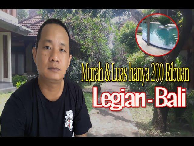 Hotel Murah dan Luas hanya 200 Ribuan di Legian Kuta Bali   Matahari Bungalow
