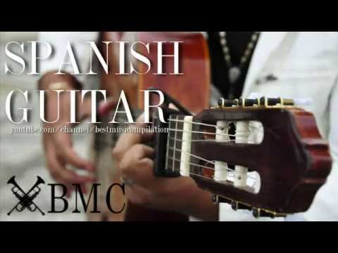 Spanish guitar instrumental acoustic music mix compilation