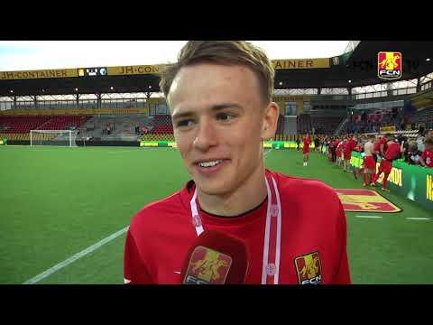17-årige Damsgaard: Vildt at skulle spille i Europa