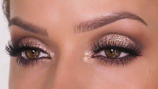 Download lagu Bronze & Glowy Makeup Tutorial | Shonagh Scott