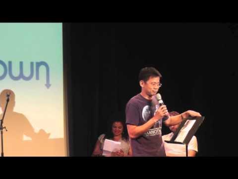 Sheng Wang at Uptown Showdown - Breakfast vs Dinner