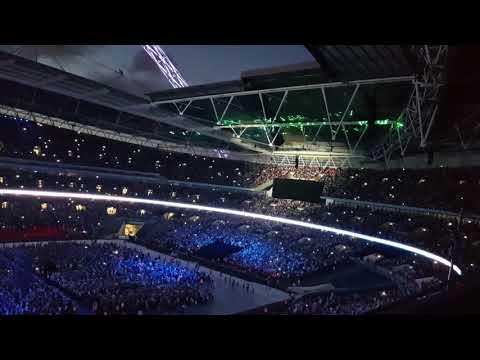 ELO Live At Wembley - June 24th 2017 - Mr Blue Sky (full)