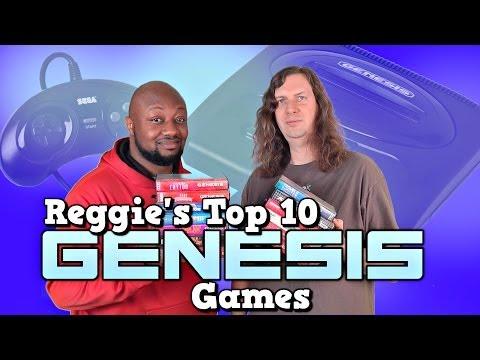 Reggie's Top 10 Genesis Games