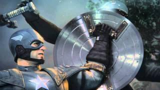 «Первый мститель» - трейлер (русские субтитры)