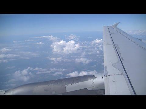 *FULL FLIGHT* Air France AF1681 - A321 F-GTAH - Heathrow to CDG - 15th August 2015
