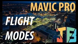 Mavic Pro Review - Part 2 - ALL FLIGHT MODES! (Including Fixed Wing Mode)