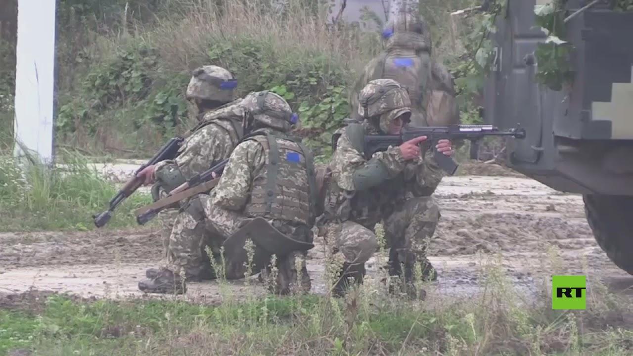 مناورات عسكرية واسعة بمشاركة أمريكية في أوكرانيا  - نشر قبل 5 ساعة