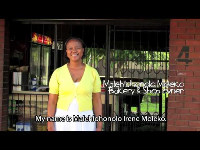 The Coca-Cola Company: 5by20 - Malehlohonolo Moleko