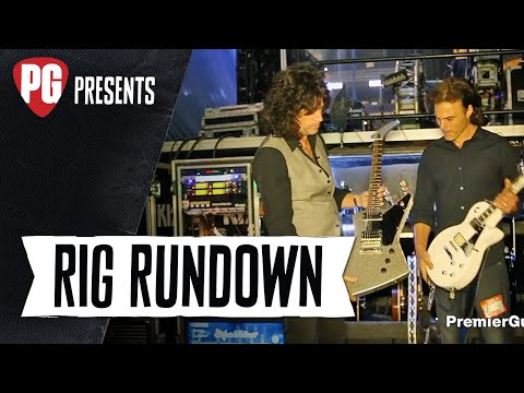 Rig Rundown - Kiss' Gene Simmons, Paul Stanley, and Tommy Th