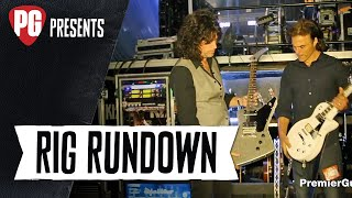 Rig Rundown - Kiss' Gene Simmons, Paul Stanley, and Tommy Thayer