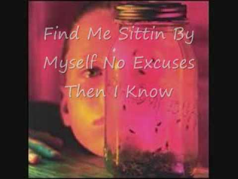 No Excuses Lyrics Alice In Chains
