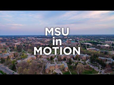 MSU in Motion