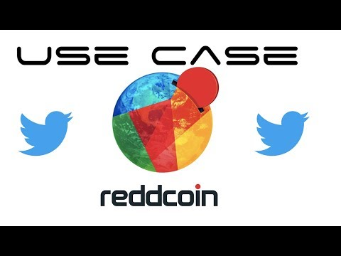 Reddcoin For Cryptocurrency Tips On Twitter - Social Media Use Case
