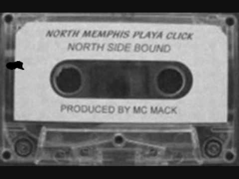 North Memphis Playa Click - Blue Coat Assassin