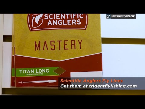 Scientific Anglers Mastery Titan Long Fly Line - John Van Vleet Insider Review
