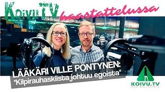 Lääkäri Ville Pöntynen: Mistä kilpirauhaskiistassa on kysymys?