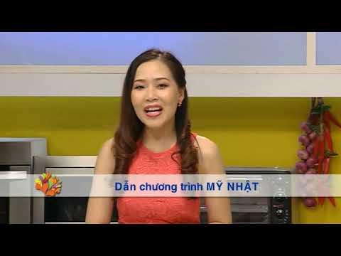 Anh Vũ làm món bánh tráng trộn - Vui Sống Mỗi Ngày [VTV3 - 05.06.2014]