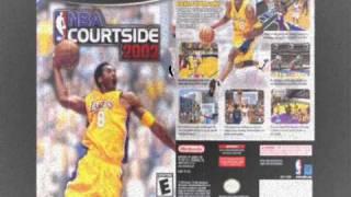 "NBA Courtside 2002 - ""Courtside"""