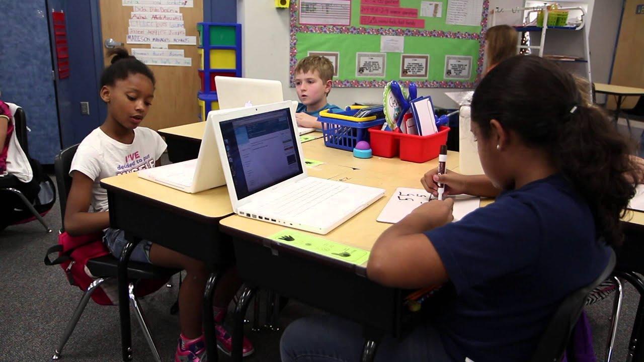 Elementary Classroom Playlist ~ Khan academy at watergrass elementary youtube