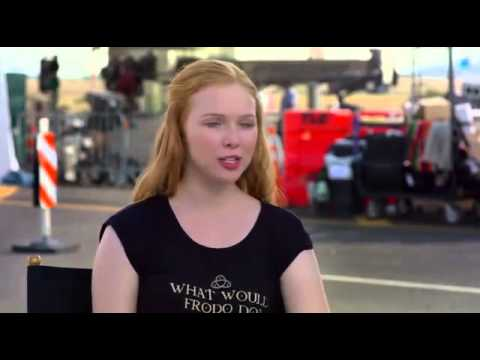Molly C  Quinn  for We're The Millers