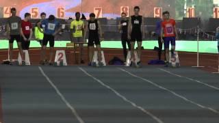 Финал бег на 60 метров 3 забег