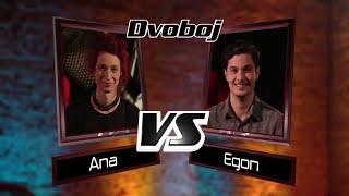 Gambar cover Ana vs. Egon: