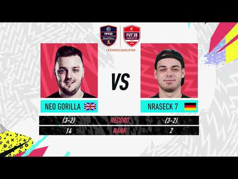 ELEAGUE FUT Champions Cup - Stage IV / Day 2