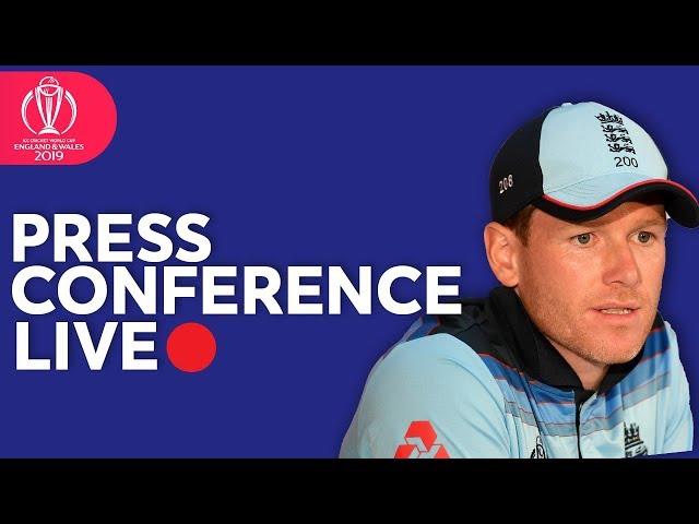 Post Match Press Conference England vs Australia  | ICC Cricket World Cup 2019