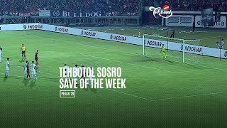 [POLLING] TEHBOTOL SOSRO SAVE OF THE WEEK 29