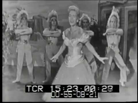 Ella Mae Morse  sings Birmin'ham (1955)