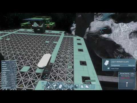 Space Engineers   planet survival ep82