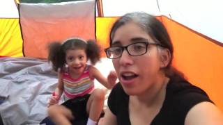 THERE IS A TORNADO WARNING AT OUR CAMPGROUND | Daily Vlog 72